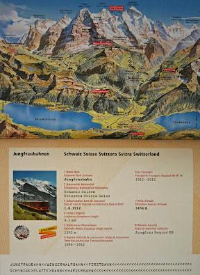 Passport Jungfraujoch